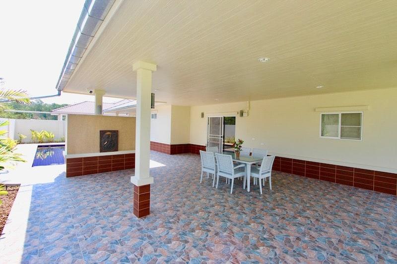 3 bed beach villa sales near beach | Pranburi Real Estate | Kao Kalok Homes For Sale | Hua Hin Real Estate Sales