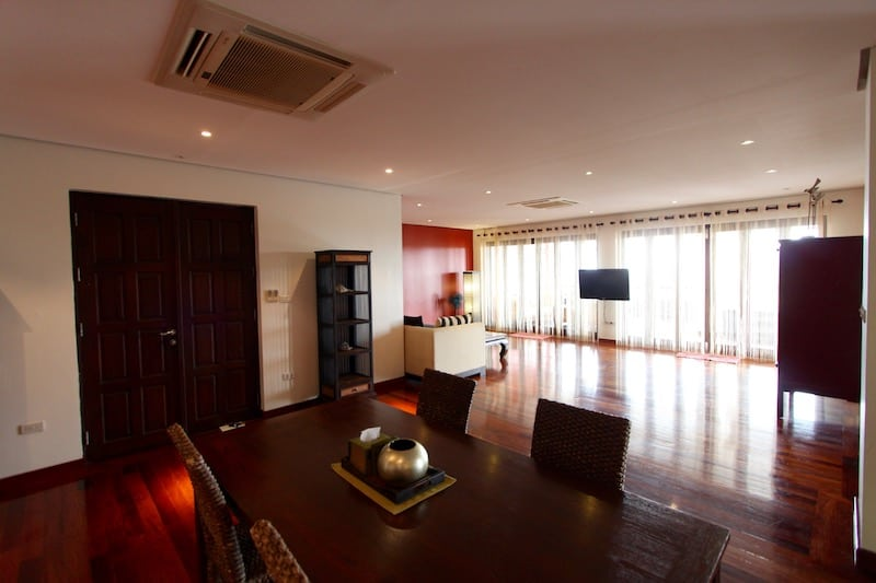 Sea View Condo For Rent Near Hua Hin Town Center_1