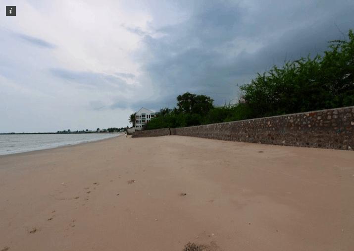 Beach Land For Sale In Hua Hin1