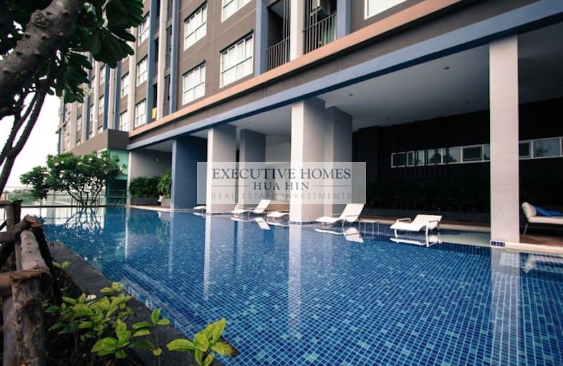 Hua Hin Condo for Rent Town Center