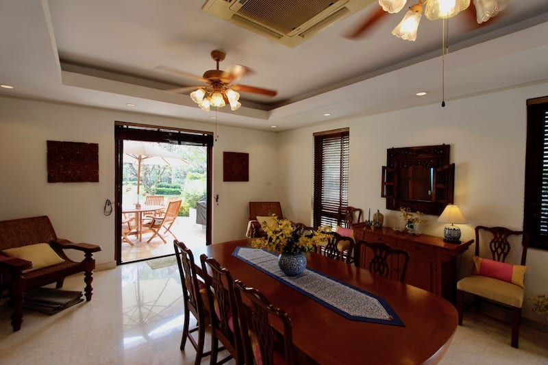 Palm Hills Luxury Home for Sale Hua Hin