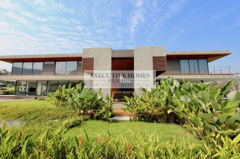 Palm Hills Luxury Home For Rent Hua Hin