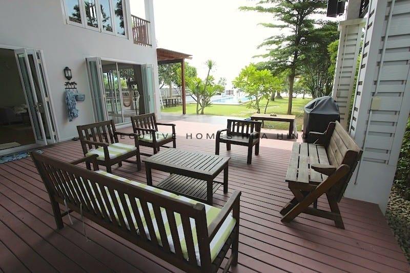 RENT HUA HIN BEACHFRONT POOL VILLA | rent hua hin beachfront pool villas | rent pranburi beachfront pool villas | 4 bedroom beachfront pool villa rental hua hin pranburi