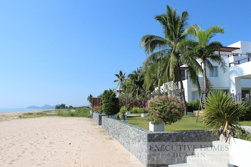 BEACHFRONT HOME FOR SALE PRACHUAP KHIRI KHAN