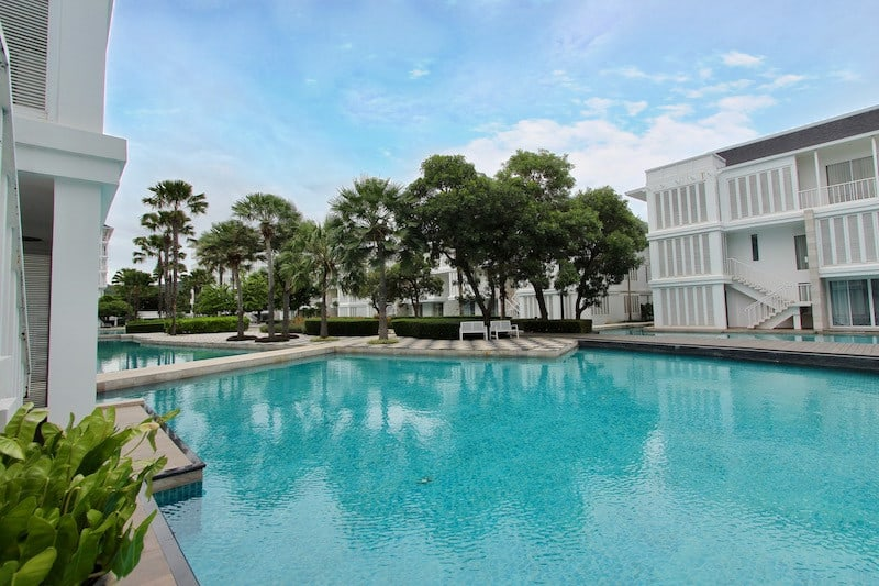 2 bed kao tao condo rental