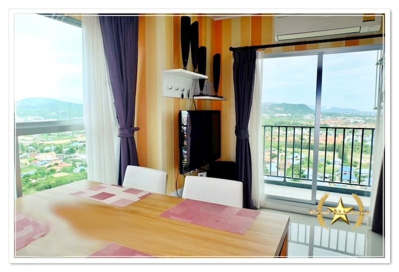 2 Bedroom Central Hua Hin Condo For Sale