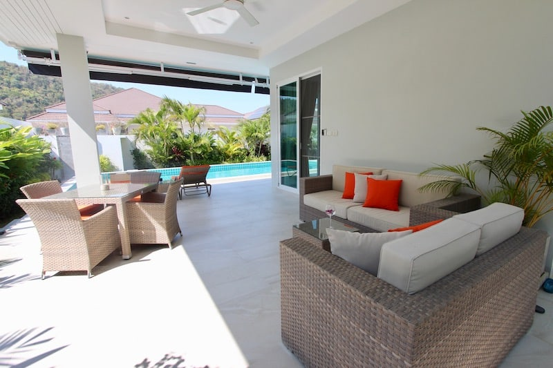 RED MOUNTAIN HUA HIN PROPERTY SALE