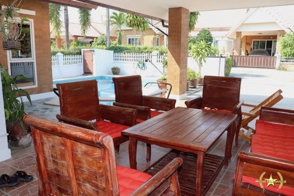 Dusita soi 112 2 bedroom pool villa for sale Hua Hin