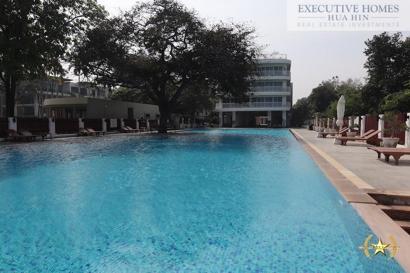 Hua Hin beachfront condo for sale