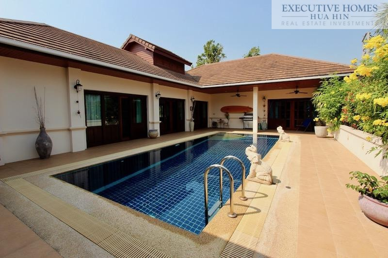 Hua Hin Pool Villa for Sale