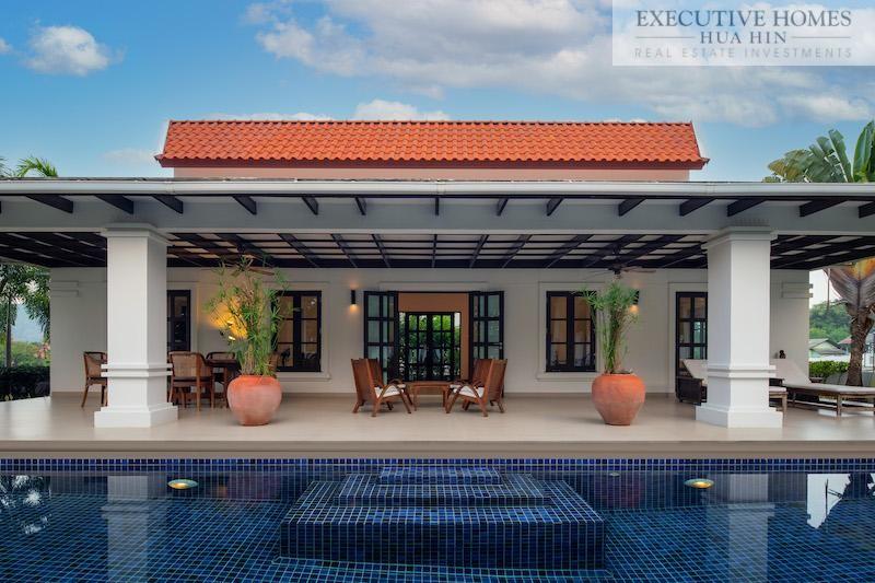 Banyan Hua Hin Villa for Sale